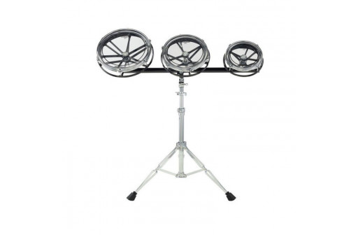 "SET ROTOTOM REMO 8""/10""/12"" + STAND"