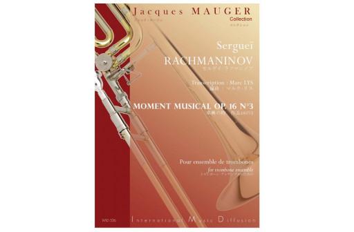 MOMENT MUSICAL OP 16 N°3