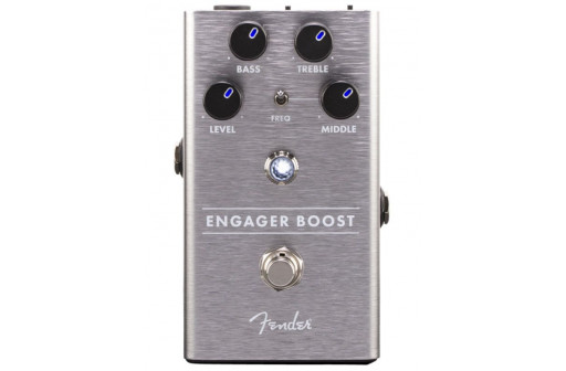 PEDALE FENDER ENGAGER BOOST