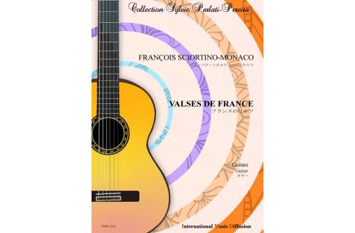 VALSES DE FRANCE