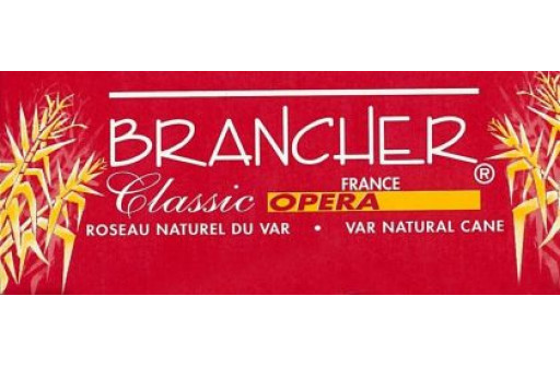 BOITE ANCHES SAXOPHONE TENOR BRANCHER CLASSIC  N°1 1/2