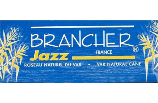 BOITE ANCHES SAXOPHONE TENOR BRANCHER JAZZ  N°1 1/2