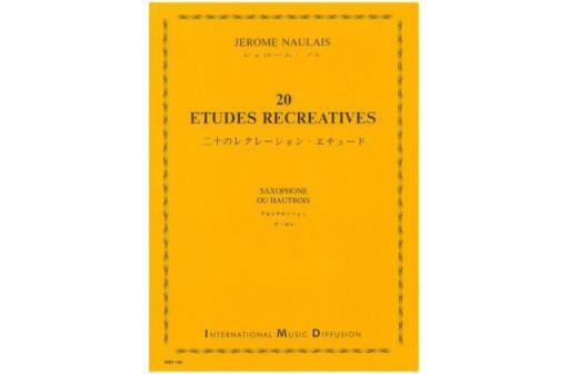20 ETUDES RECREATIVES