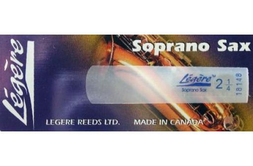 ANCHE SAXOPHONE SOPRANO LEGERE STANDARD N°2 1/4