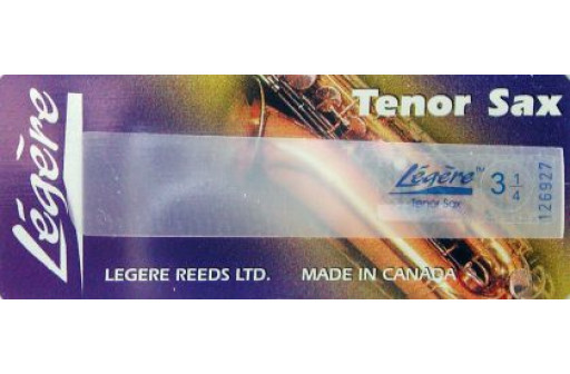 ANCHE SAXOPHONE TENOR LEGERE STANDARD N°3 1/4