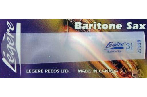 ANCHE SAXOPHONE BARYTON LEGERE STANDARD N°3 1/4