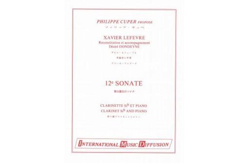 12EME SONATE