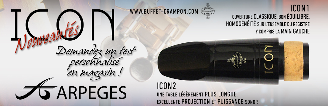 Bec ICON Buffet Crampon