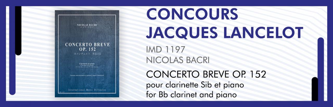 Concours Jacques Lancelot
