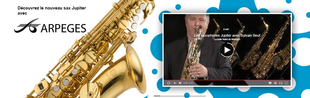 Saxophone Jupiter 1100
