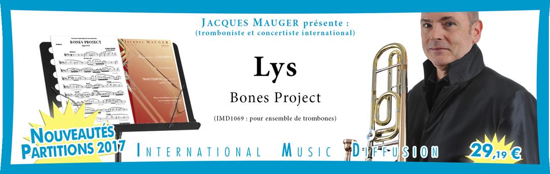BONES PROJECT  LYS M. - trombones