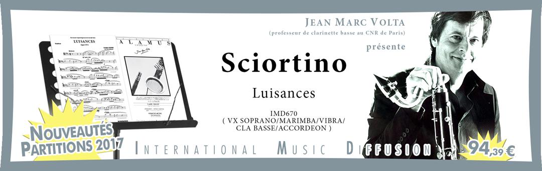 LUISANCES  SCIORTINO P.